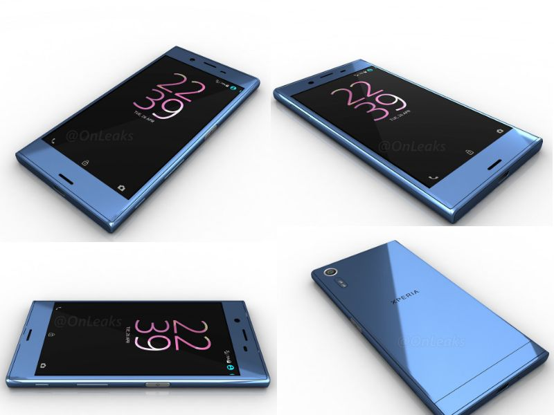 Sony Xperia XR Spotted in New Leaked Render