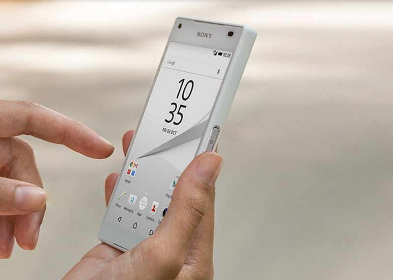 sony xperia z5 compact. sony xperia z5 compact touchscreen issue acknowledged; fix due next week | technology news t