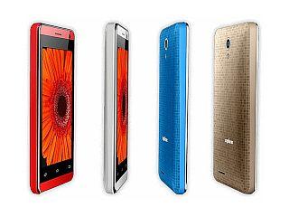 Spice XLife 403E, XLife 480Q Budget Smartphones Launched