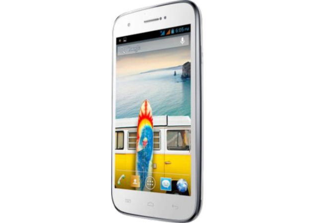 Micromax A92 Canvas Lite with 5-inch display, Android 4.1 listed online for Rs. 8,499