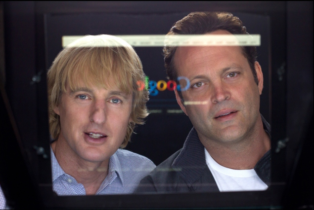 Google's good side highlighted in 'The Internship' movie