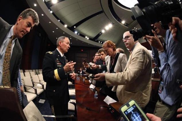 NSA head, lawmakers defend US surveillance programs