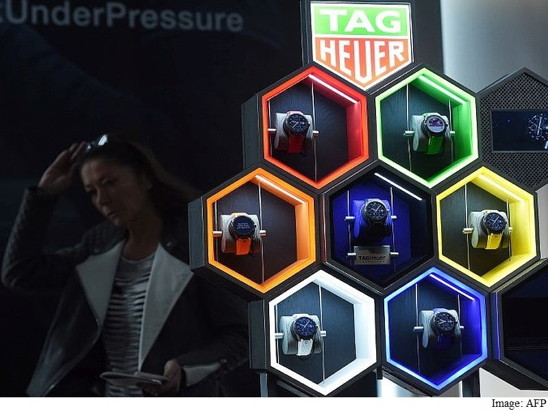 Tag Heuer 'Connected' Luxury Android Wear Smartwatch Launched