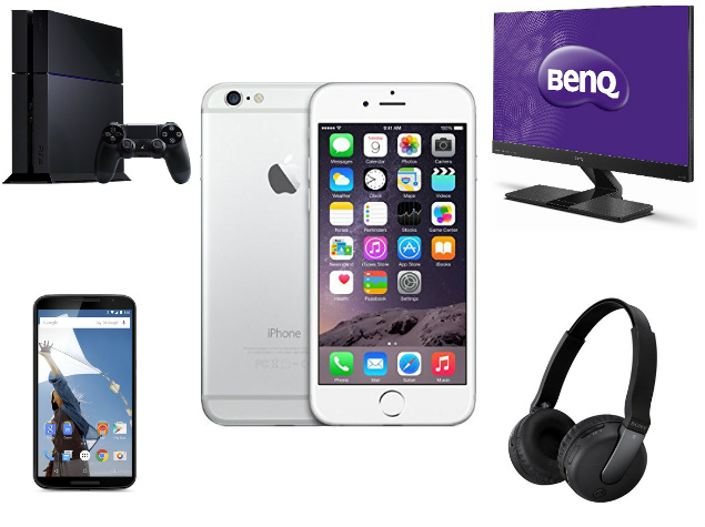 Tech Deals of the Week: iPhone 6, Google Nexus 6, Sony PlayStation 4