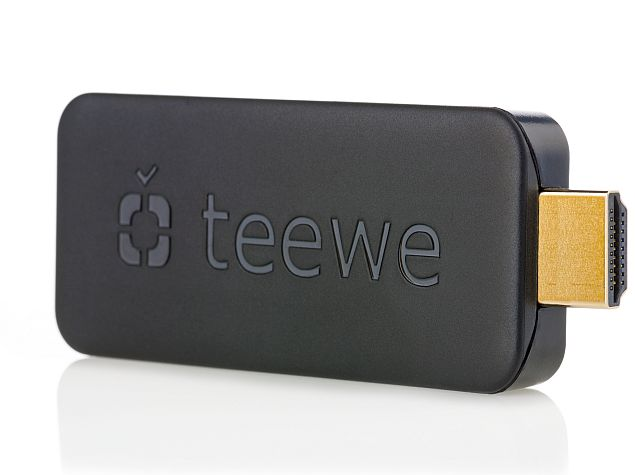 Teewe 2 Wireless HDMI Media Streaming Dongle Launched at Rs. 2,399