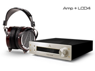 The King Headphone Amp, Crowdfunded for Audiophiles