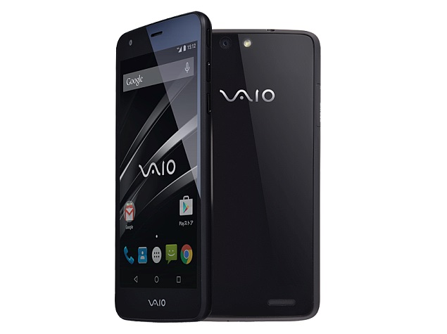 Vaio Phone (VA-10J) With Android 5.0 Lollipop Launched