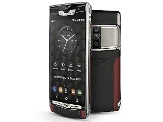 Vertu Signature Touch for Bentley Premium Smartphone Launched