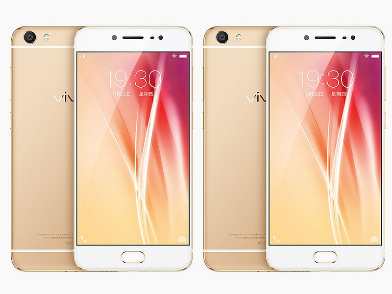 Vivo X7, X7 Plus With 4GB of RAM, 16-Megapixel Front Camera Launched