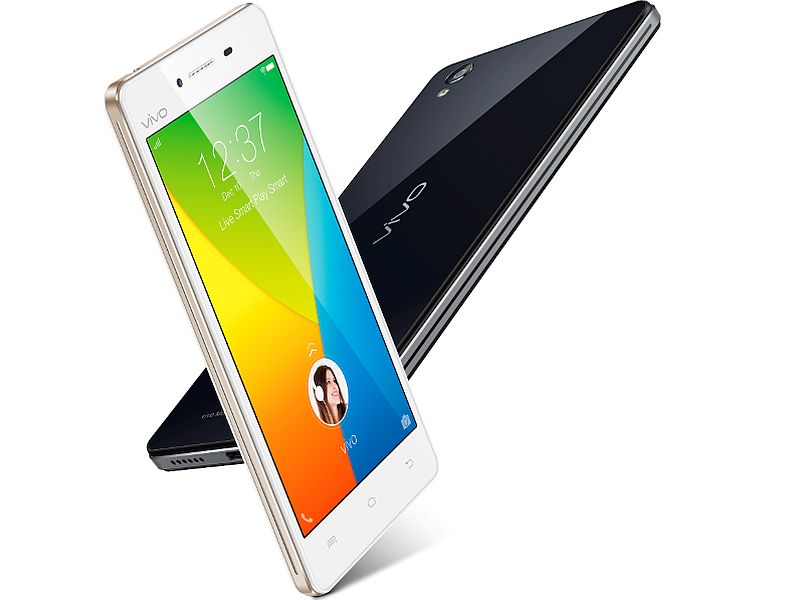 Vivo Y51L With 4G Support, 5-Inch Display Launched at Rs. 11,980 ...
