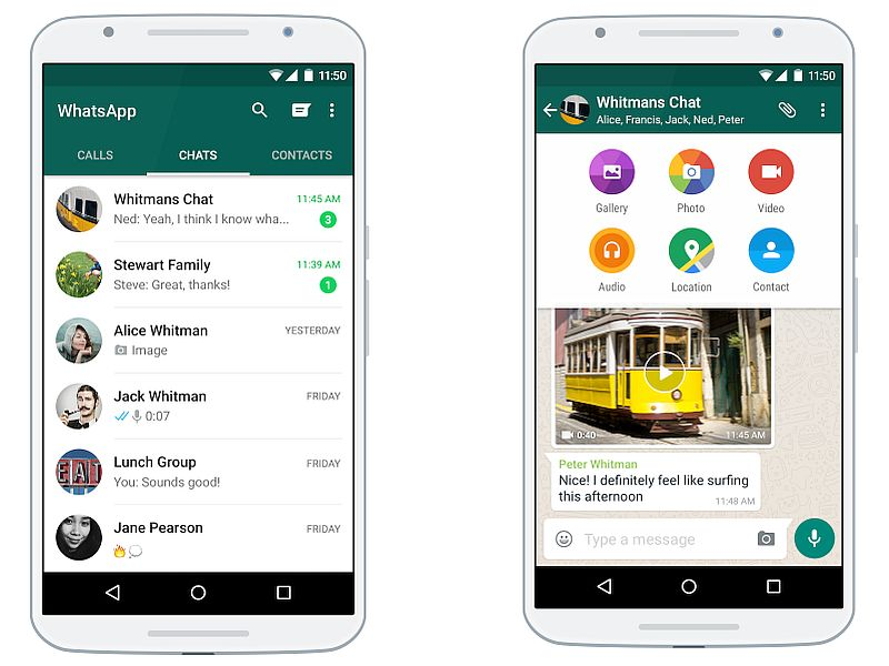 WhatsApp May Soon Add Mentions and Group Invite Links