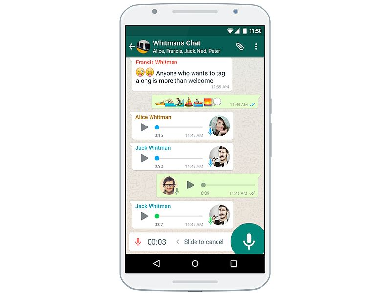 WhatsApp Gets Message Quotes and Replies