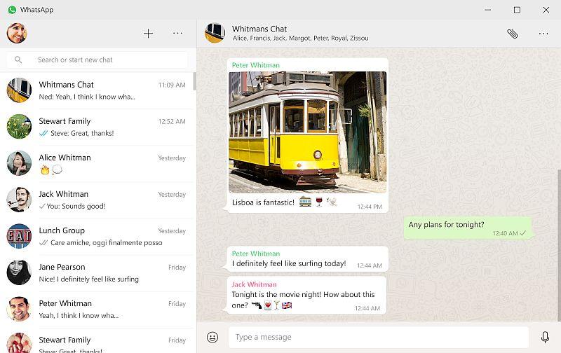 WhatsApp Launches Desktop Apps for Mac, Windows