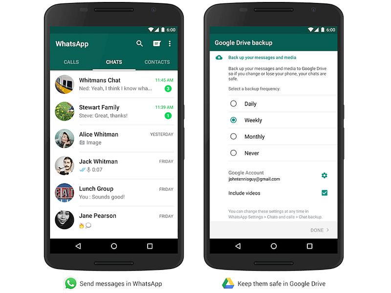 Android Backup Auf Iphone