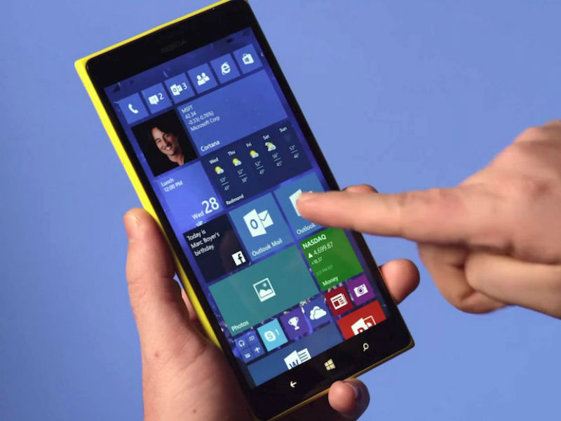 Windows 10 Mobile to Get Fingerprint Reader Support This Year