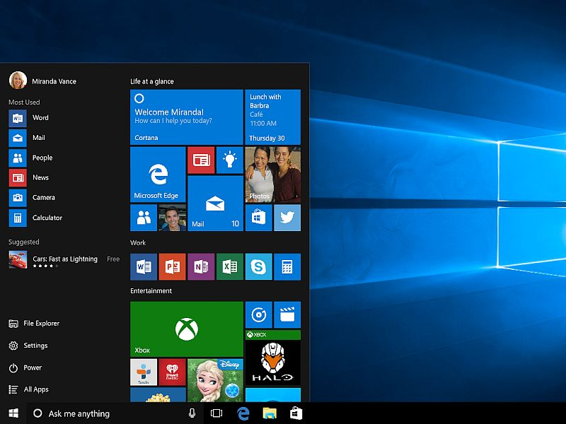 Some Windows 10 Users Facing 'Reboot Loop' After Cumulative Update