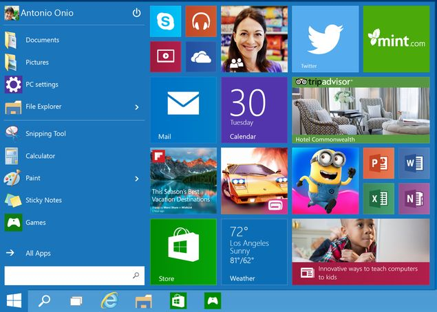 How to Download and Install Windows 10 Technical Preview