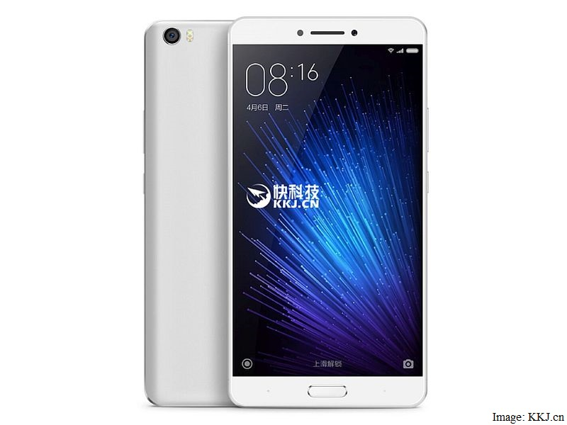 Xiaomi Max Phablet With Mi 5-Like Design Spotted in Render ...