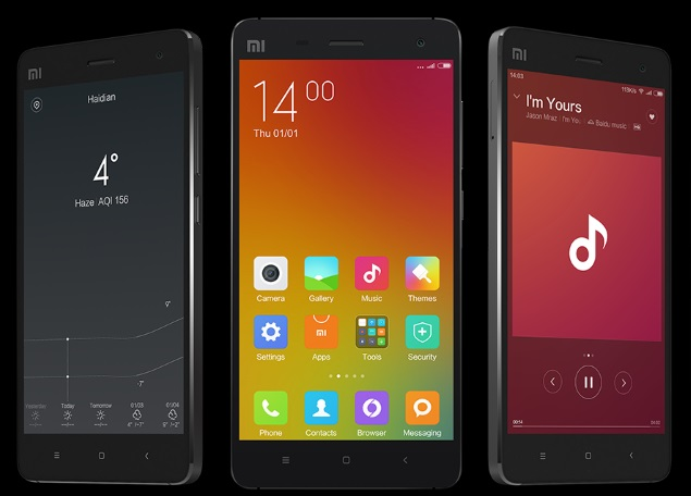 Xiaomi Mi 4 Price in India Slashed by Rs. 2,000