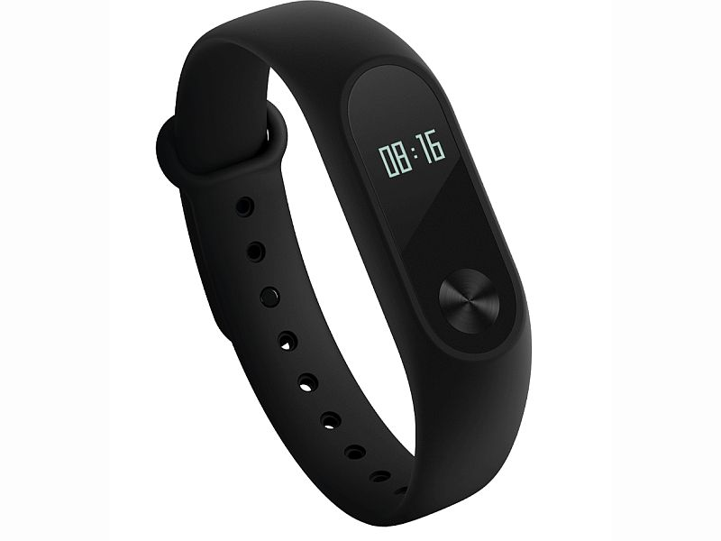 Xiaomi Mi Band 2 With Oled Display, Heart Rate Sensor Launched