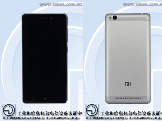 Xiaomi Redmi 3 Said to Pass Certification Site, Tips Design and Specifications