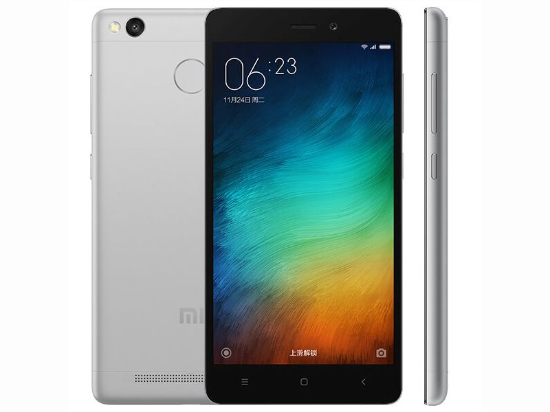 Xiaomi Redmi 3S With Snapdragon 430 SoC, 4100mAh Battery Launched