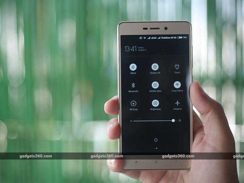 Xiaomi Redmi 3S Prime Review | NDTV Gadgets360 com