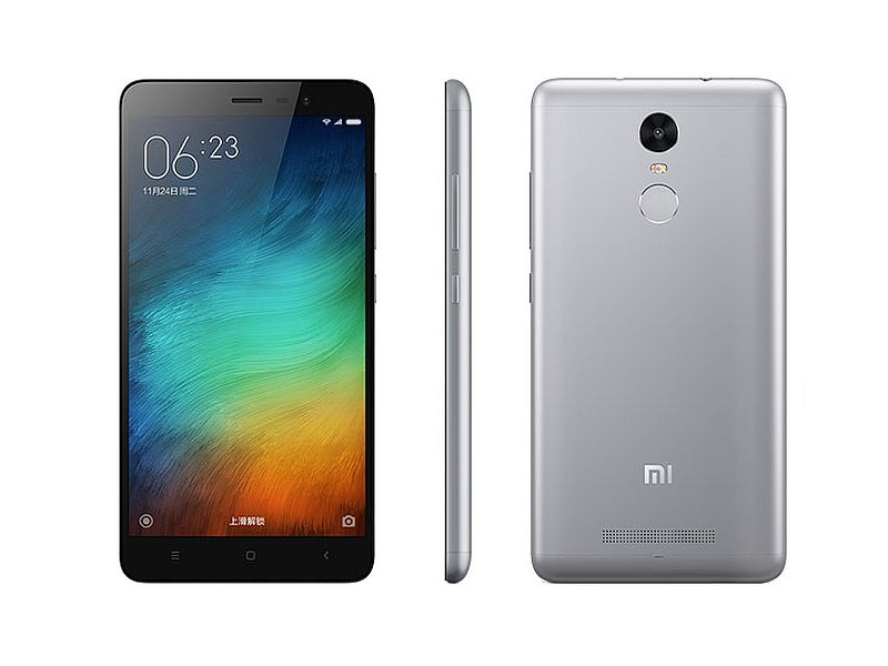 Xiaomi Redmi Note 3 Variant With Snapdragon 650 SoC Launched