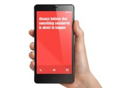 Xiaomi Redmi Note 4G Price in India, Specifications