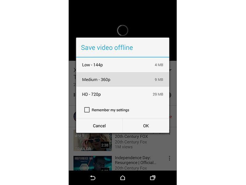 YouTube to Get Background Downloading, Improved Pause Buffering, and More