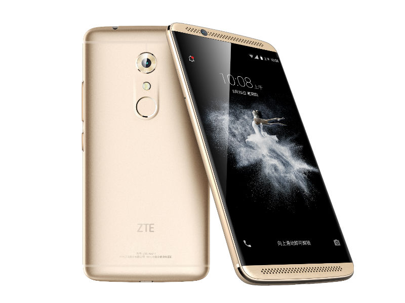 ZTE Axon 7 With 5.5-Inch Display, 4GB RAM Launched