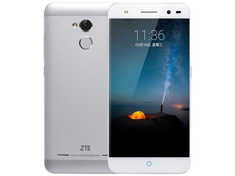 ZTE Blade A2 With Fingerprint Scanner, VoLTE Support Launched