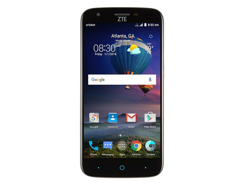ZTE Grand X 3, Avid Plus Budget Android Smartphones Launched at CES 2016
