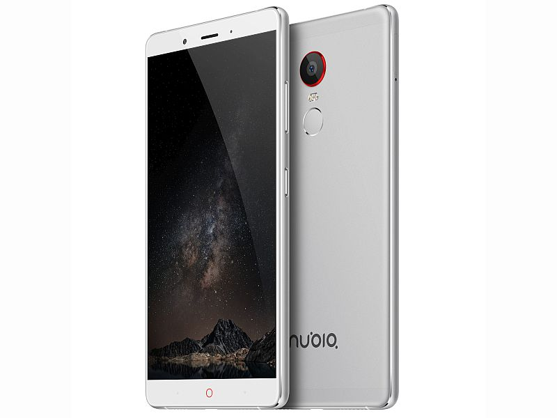 ZTE Nubia Z11 Max With 6-Inch Display, Snapdragon 652 SoC Launched