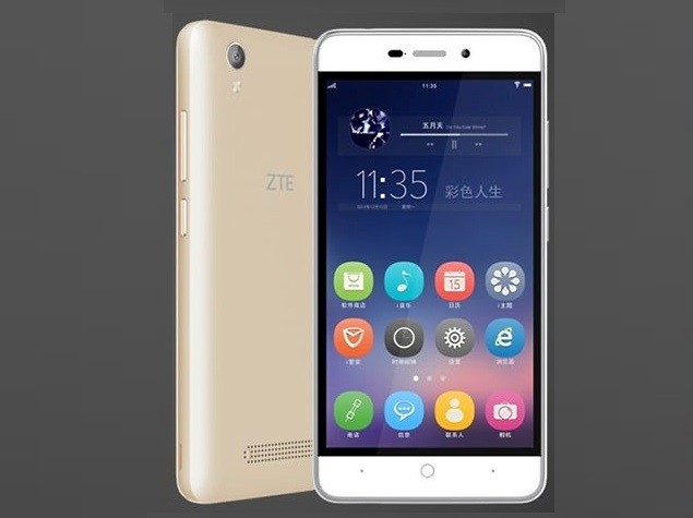 ZTE Q519T With 4000mAh Battery, Android 5.0 Lollipop Launched
